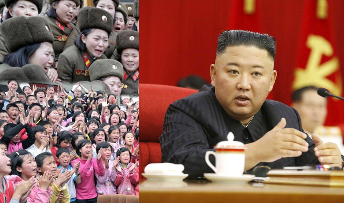 ชาวเกาหลีเหนือน้ำตาริน เห็นท่านผู้นำคิมผอมลง เผยถึงขั้นใจสลาย