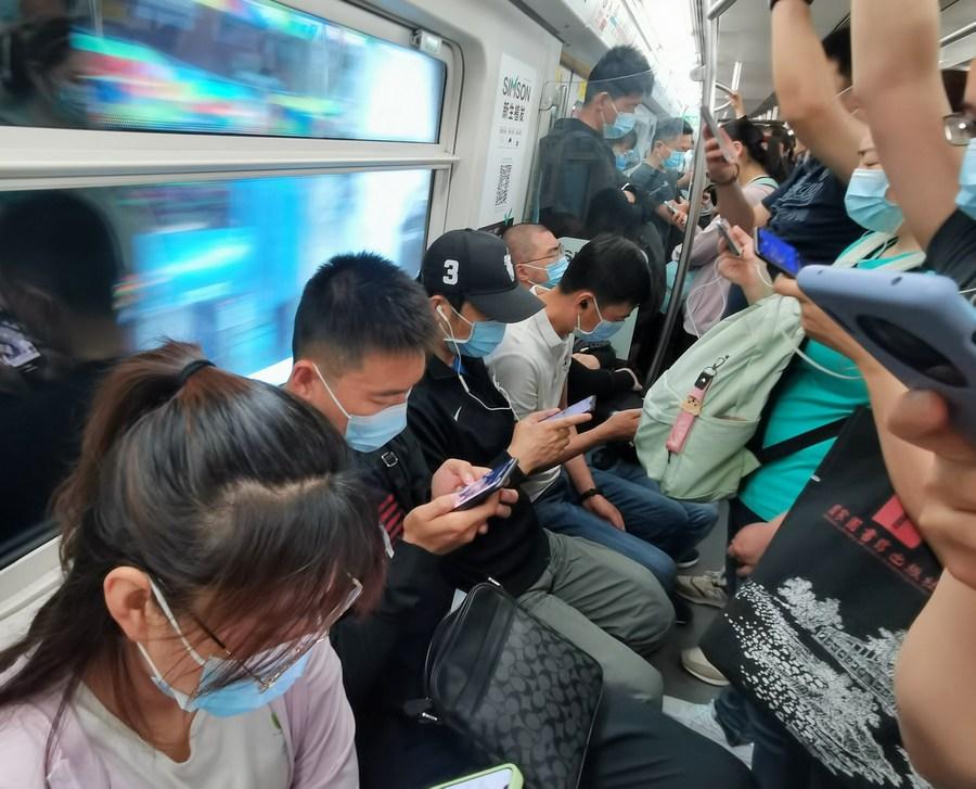 รายได้ 'โทรคมนาคมจีน' ห้าเดือนแรก พุ่ง 6.7%