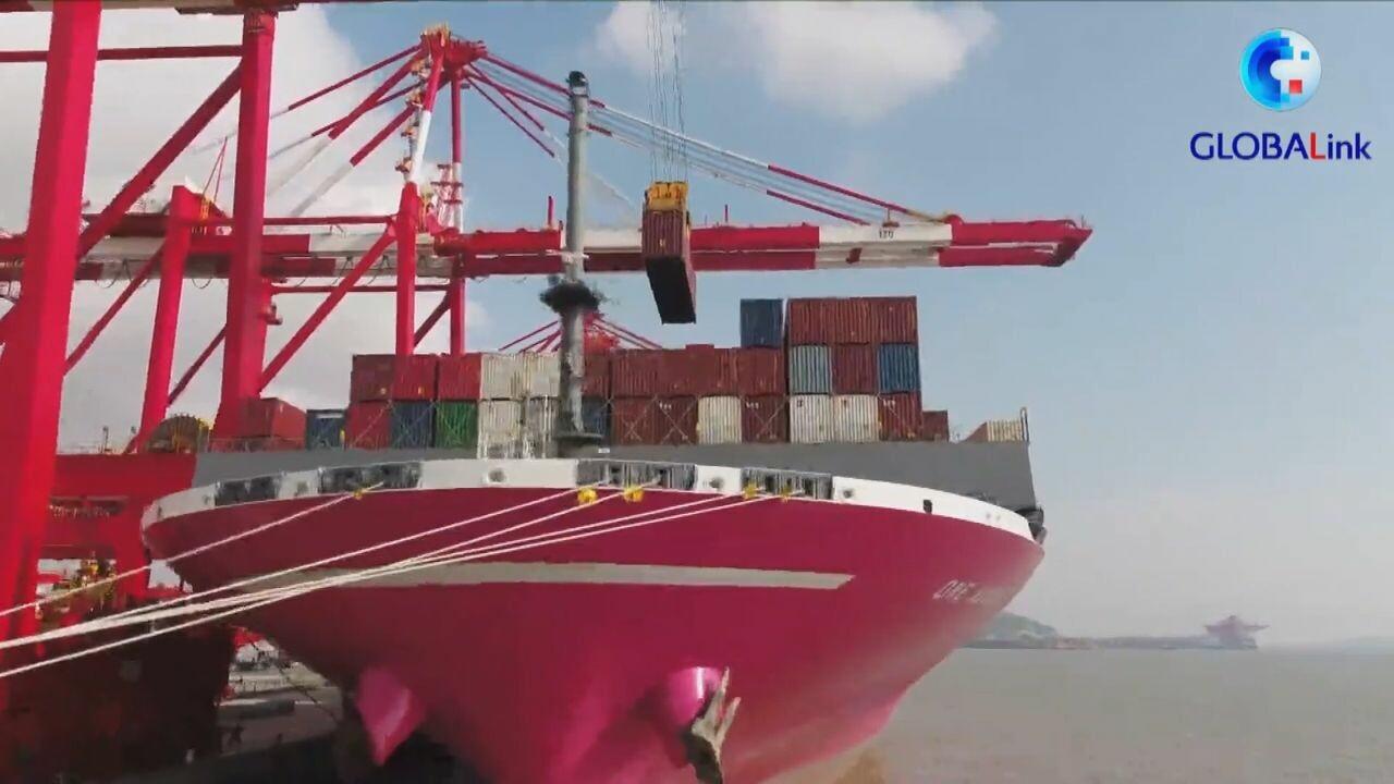 จีนเผยโฉม 'ท่าเรือตู้คอนเทนเนอร์อัตโนมัติใหญ่ที่สุดในโลก' พัฒนาด้วยเทคโนโลยี F5G