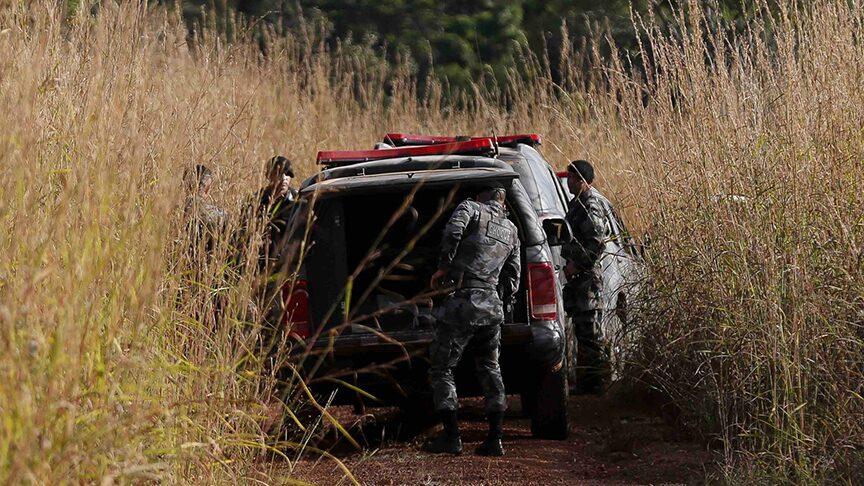 ปิดคดีล่าคนร้ายฆ่ายกครัว 4 ศพ เขย่าขวัญบราซิล20วัน ตร.บุกป่าจับตาย