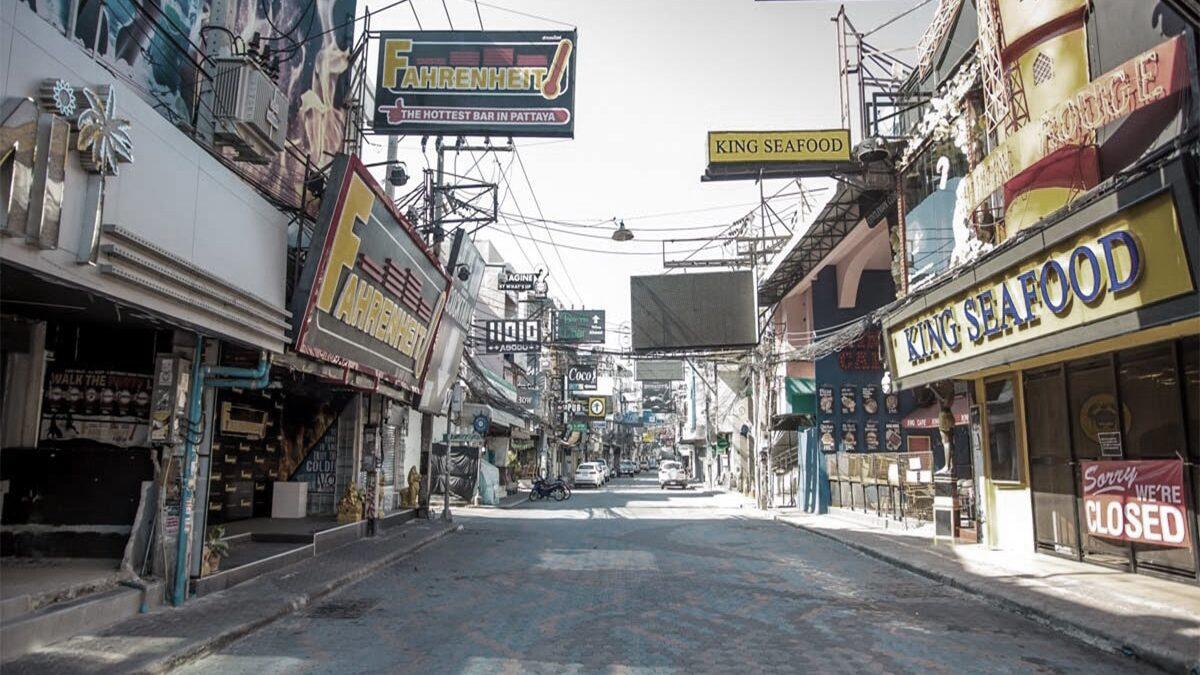 โควิดระลอก 3 ทำสปา นวดแผนไทย ร้านเหล้า โรงแรม ปิดกิจการมากที่สุด