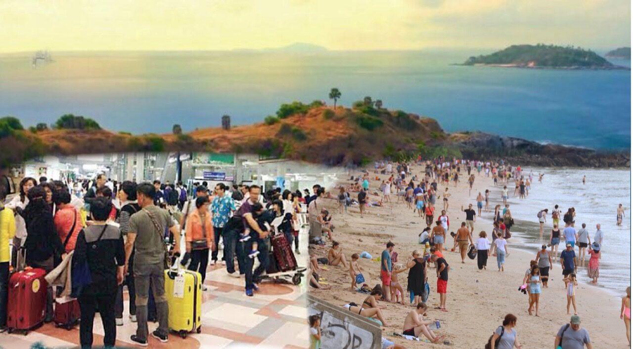 'ททท.' ย้ำพร้อมเปิด 'ภูเก็ตแซนด์บ๊อกซ์' 1 ก.ค. อวดวันเดียวต่างชาติจ่อเที่ยว 500 คน