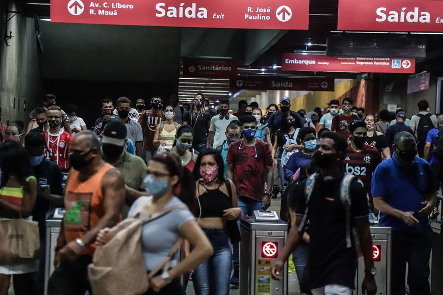 'บราซิล' เผยตัวเลขผู้ว่างงานเดือนก.พ.-เม.ย. แตะระดับสูงสุดที่ 14.8 ล้านคน