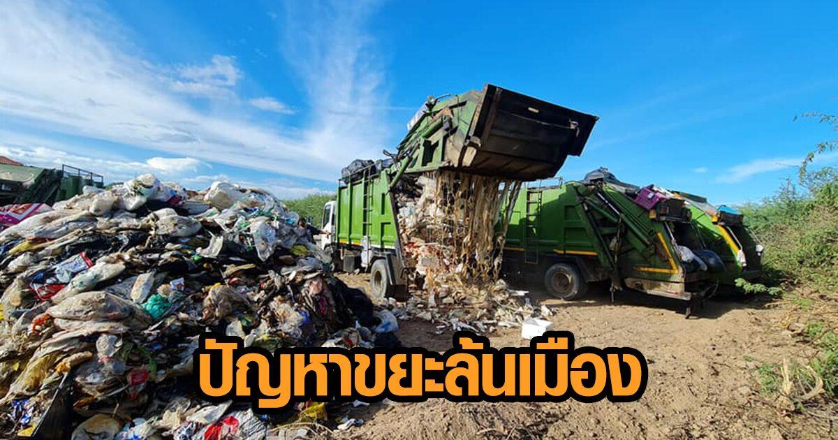 ร้อง ผวจ. เพชรบุรีเชือด ทม.ประจวบฯขนขยะทิ้งข้ามจังหวัดวันละ 45 ตัน