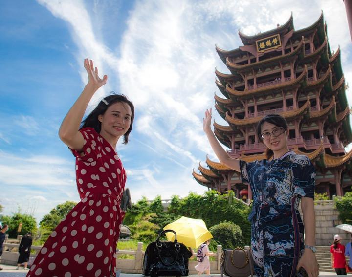สำรวจพบกลุ่มประเทศพัฒนาแล้ว มอง 'จีนรับมือโควิด-19' เชิงบวกยิ่งขึ้น