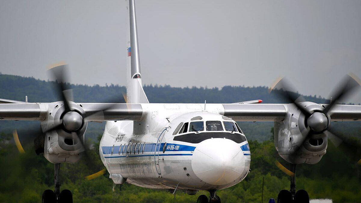 """รัสเซียเร่งค้นหา เครื่องบินสูญหายพร้อม 28 ชีวิต พบ """"สัญญาณวิทยุ"""" นอกชายฝั่ง"""