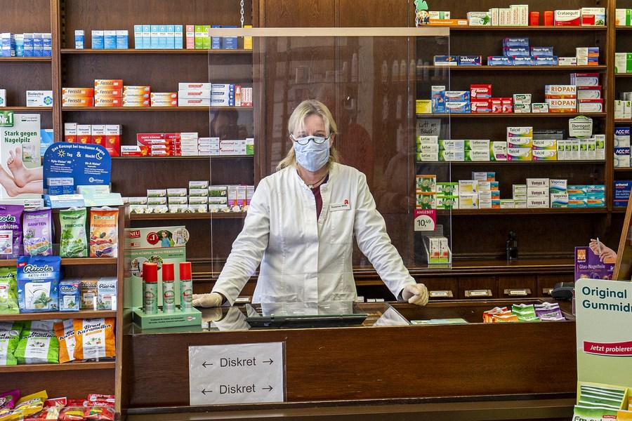 ร้านขายยาใน 'เยอรมนี' เริ่มออกใบรับรองโควิด-19 ให้ 'ผู้ป่วยหายดี'