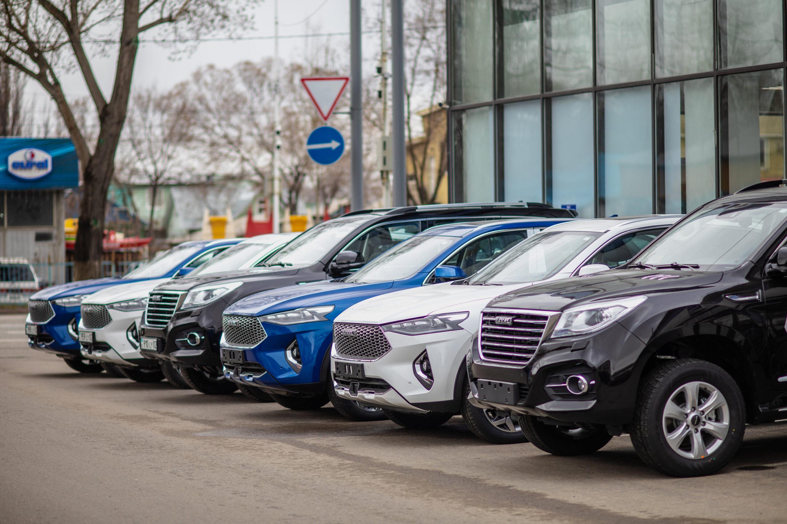 'GWM' ผู้ผลิตรถยนต์ชั้นนำจีน ยอดขายเดือนมิ.ย. โต 23%