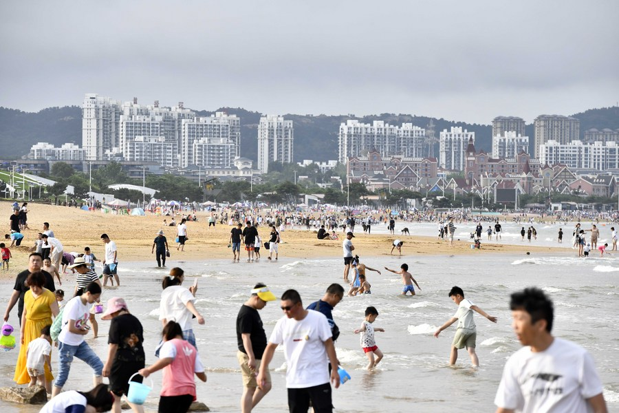 เส้นทางสีเขียวยาว 28 กม. ดาวเด่นริมหาดเมืองรื่อจ้าว