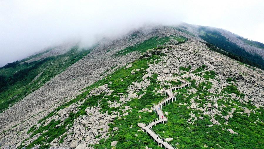 ยลธรรมชาติ 'อุทยานจูเช่ว์' ในส่านซี