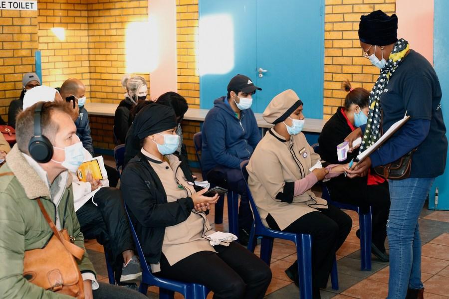 แอฟริกาใต้ต่อเวลา 'ล็อกดาวน์ระดับ 4' หลังป่วยโควิด-19 เพิ่มต่อเนื่อง