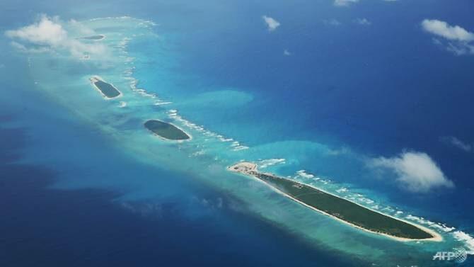 ปักกิ่งไล่ตะเพิดเรือรบมะกัน อ้างรุกล้ำน่านน้ำจีนบริเวณหมู่เกาะพาราเซล