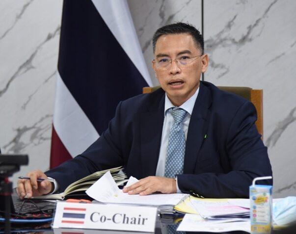 อาเซียนเดินหน้าทำแผนฟื้นฟูเศรษฐกิจปี 65 ยกระดับใช้ดิจิทัล พัฒนาผลิต-เพิ่มการค้า
