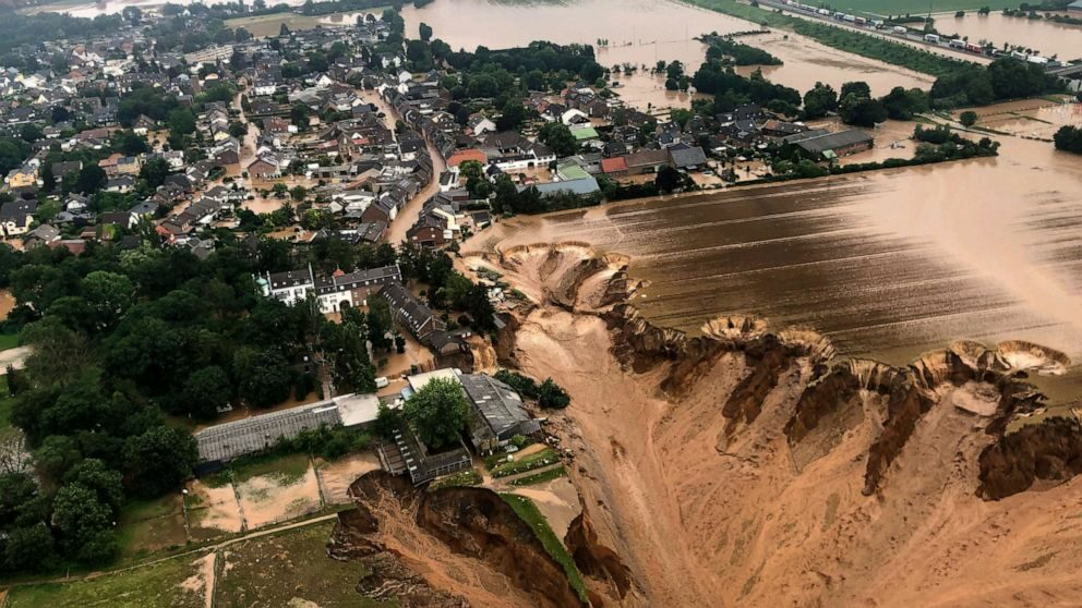 ยังอ่วม! น้ำท่วมยุโรปตะวันตก ยอดดับพุ่ง 153 ราย