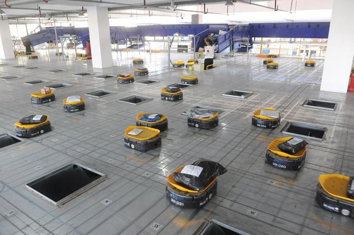 'ไปรษณีย์จีน' โกยรายได้กว่า 6 แสนล้านหยวน ใน 6 เดือนแรก