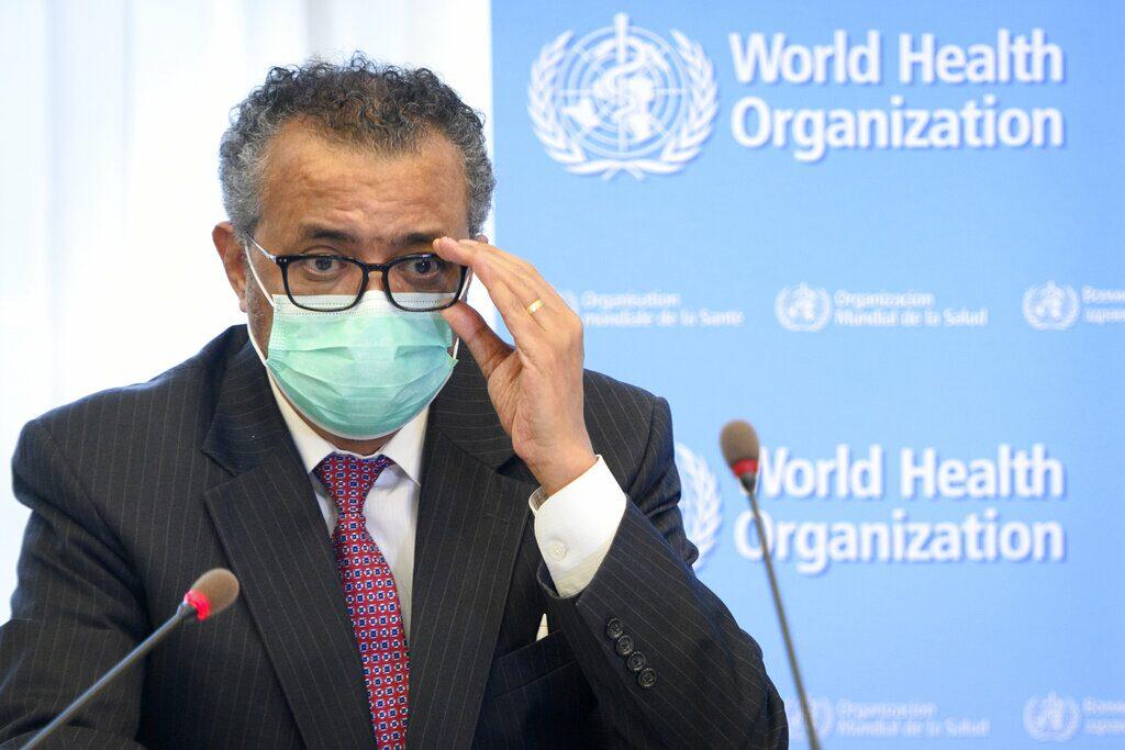 """""""อนามัยโลก"""" วอนบริษัทวัคซีนระงับสิทธิบัตรชั่วคราว เพื่อช่วยชีวิตคนเป็นเรือนล้าน"""