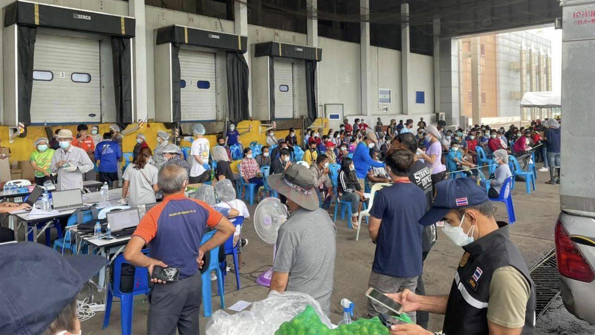 ทะลุ 3,177 คน! ติดโควิดในโรงงานไก่ เพชรบูรณ์ แถมเชื้อกระจายไปอีก 3 หมู่บ้าน