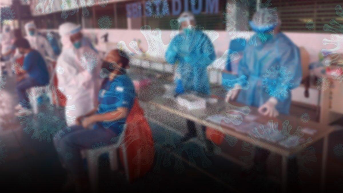 พุ่งไม่หยุด นนทบุรีป่วยโควิดเพิ่ม 624 ราย ฉีดวัคซีนแล้ว 519,773 โดส