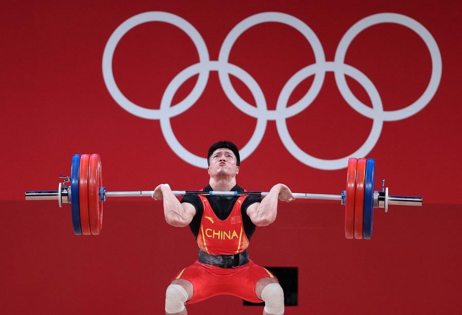 จีนเก็บเพิ่มอีก '3 เหรียญทอง' โตเกียว โอลิมปิก 2020