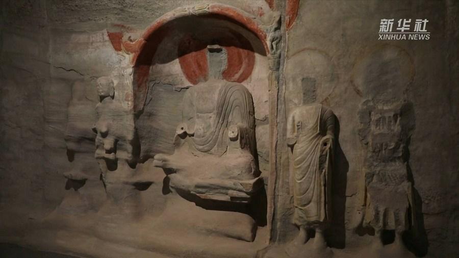 เศียรพระพุทธรูปพันปี หวนคืนบ้านเกิดในจีน