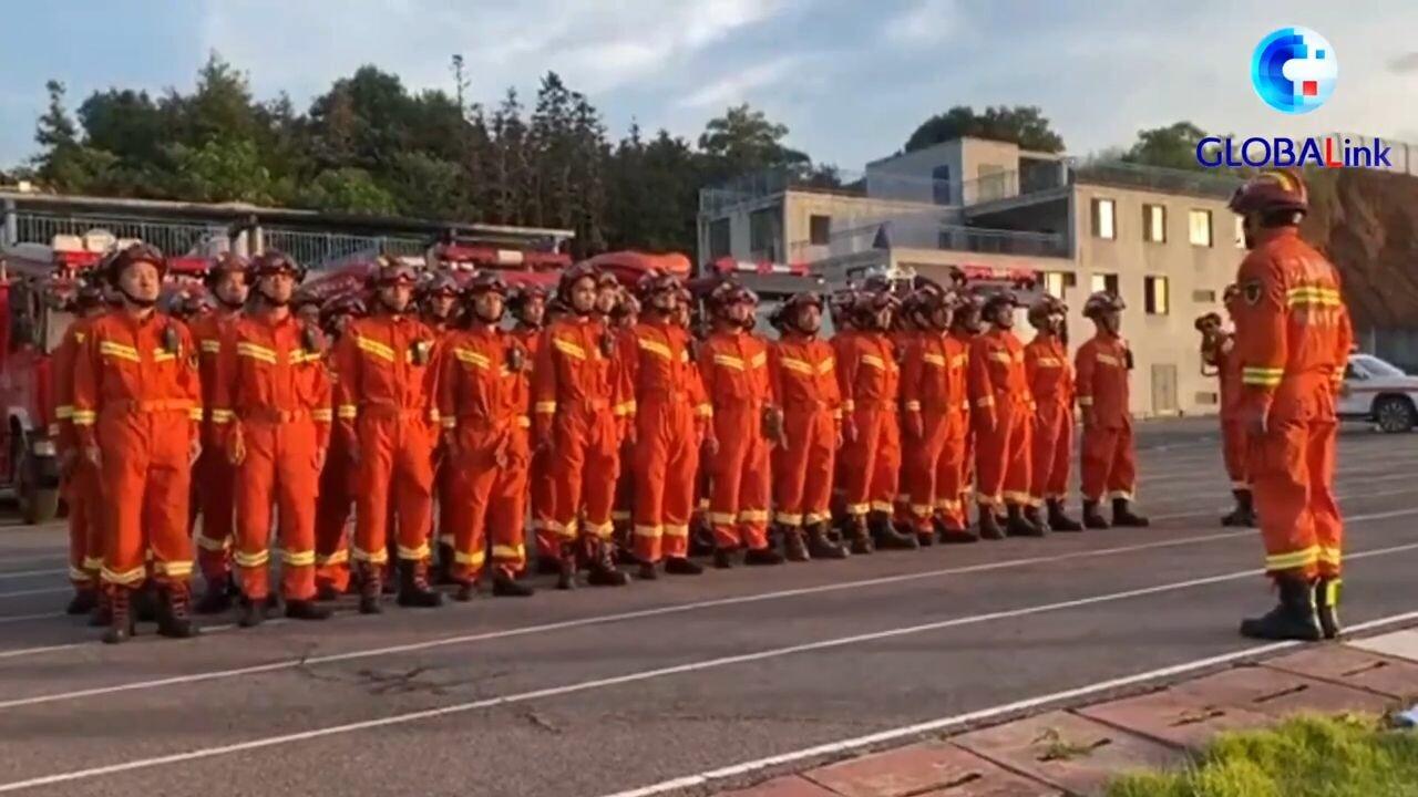 เจียงซีส่ง 'ทีมกู้ภัย' ช่วยปชช.จากน้ำท่วมในเหอหนาน