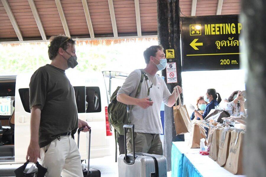 นายกฯ ท่องเที่ยวสมุย เดินหน้าสมุยพลัสโมเดล ผู้ว่าฯสุราษฎร์ ยันไม่ได้เบรก นทท.จากภูเก็ต