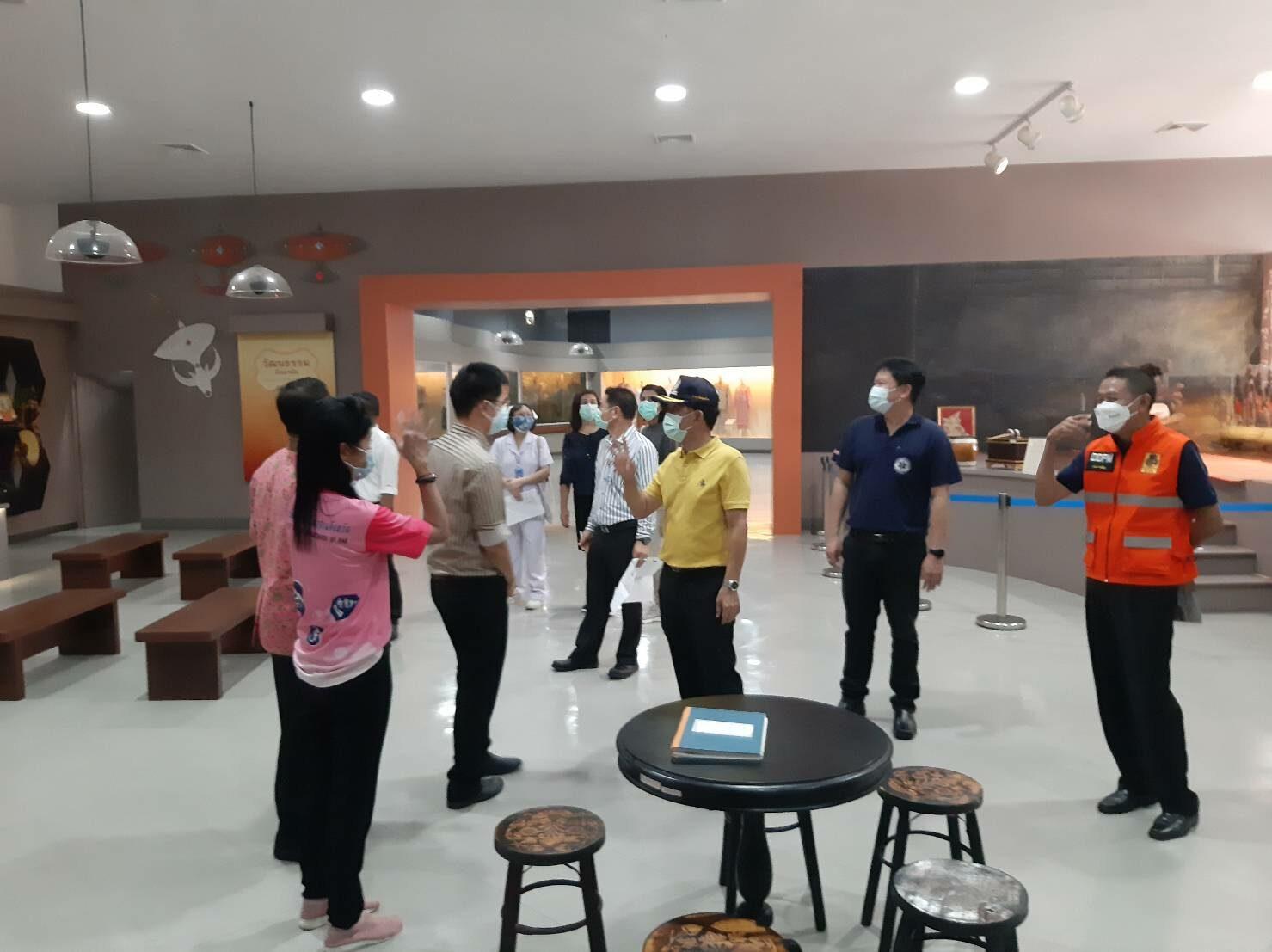 พังงาเตรียมเปิดรพ.สนาม ที่ศูนย์ศึกษาวิจัย ศิลปกรรม วัฒนธรรมและประเพณีแห่งอันดามัน