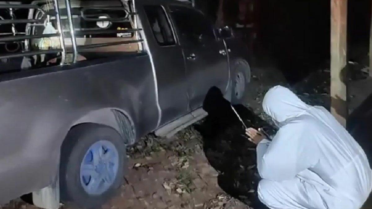 สุดเศร้า หนุ่มป่วยโควิด ดับกลางทางขณะขับรถกลับบ้านหวังไปรักษาตัว สุดท้ายมาถึงแต่เถ้ากระดูก