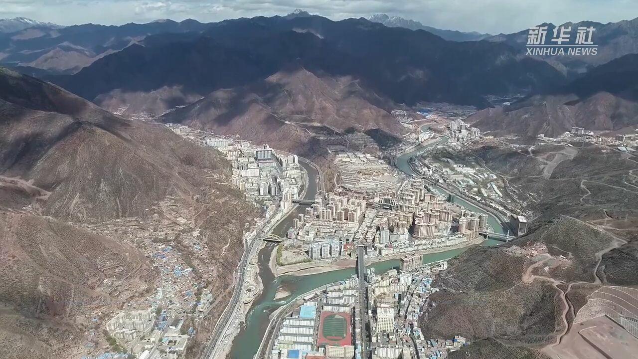 ทิเบตพลิกโฉม 'ชางตู' กลางหุบเขาลึก สู่เมืองใหม่สุดทันสมัย