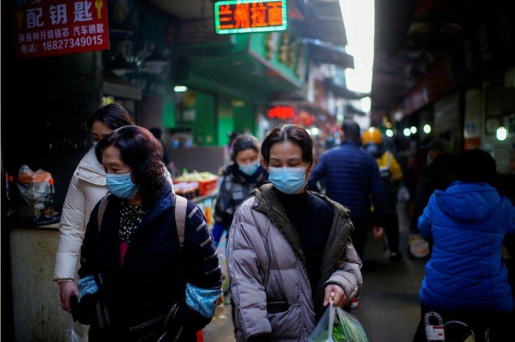 จีนพบโควิดระบาดเพิ่มอีก 2 พื้นที่ พบผู้ติดเชื้อรายใหม่ 55 คน