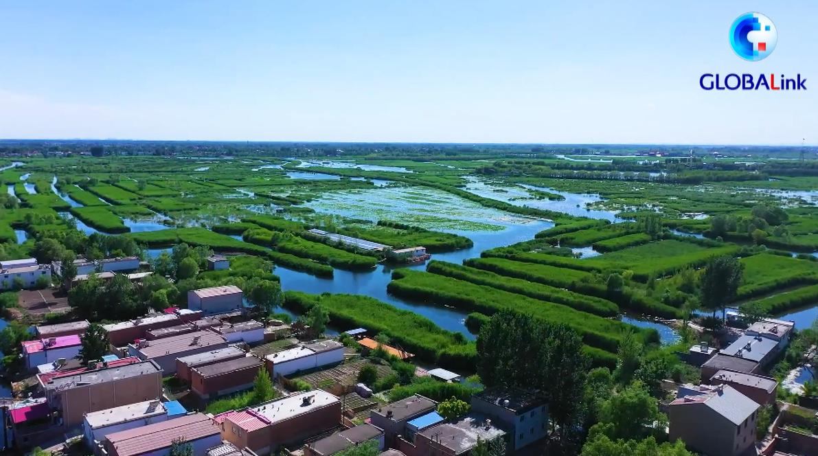 'ต้นแบบหมู่บ้านสีเขียว' ในเหอเป่ย เข้าถึงด้วยเรือ ปล่อยมลพิษเกือบศูนย์
