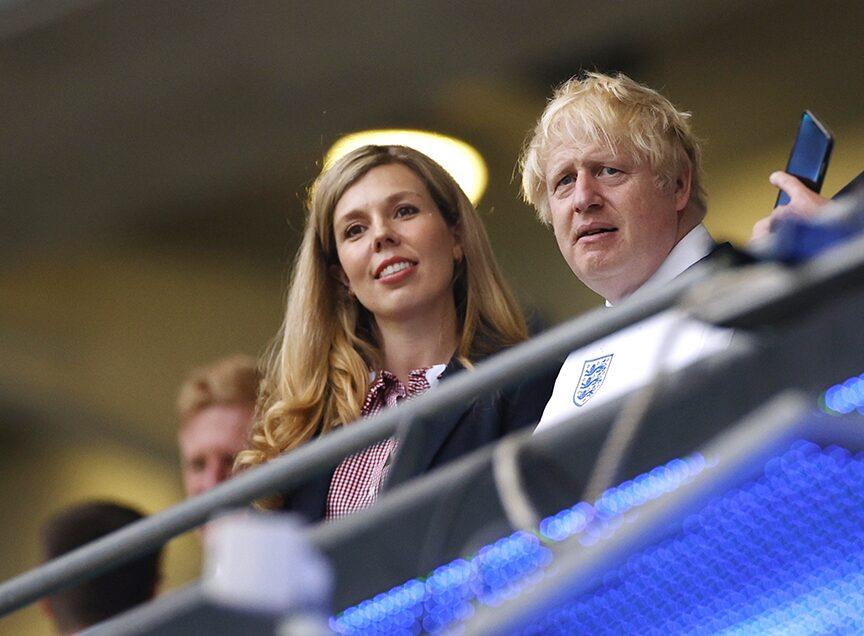 นายกฯอังกฤษได้ปลื้มอีก ภริยาโพสต์แจ้งข่าวท้องลูกคนที่สอง