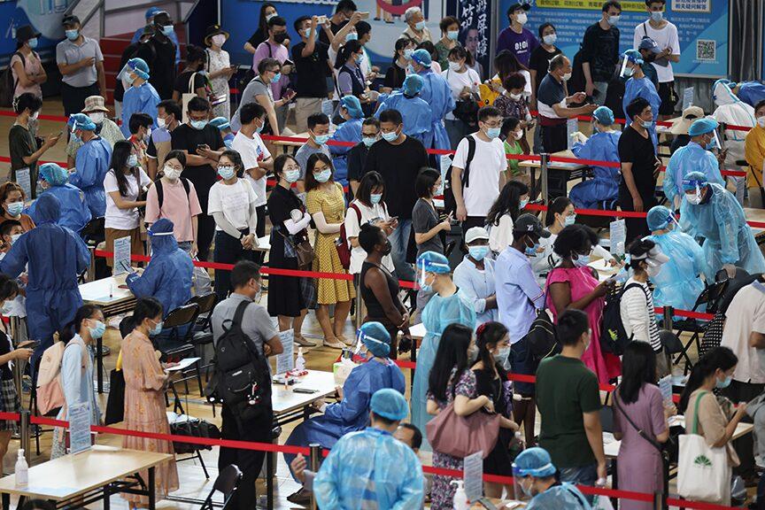 ยอดสะสมติดโควิดทั่วโลกจ่อ 200 ล้านคน เดลตาลามจีนอีก