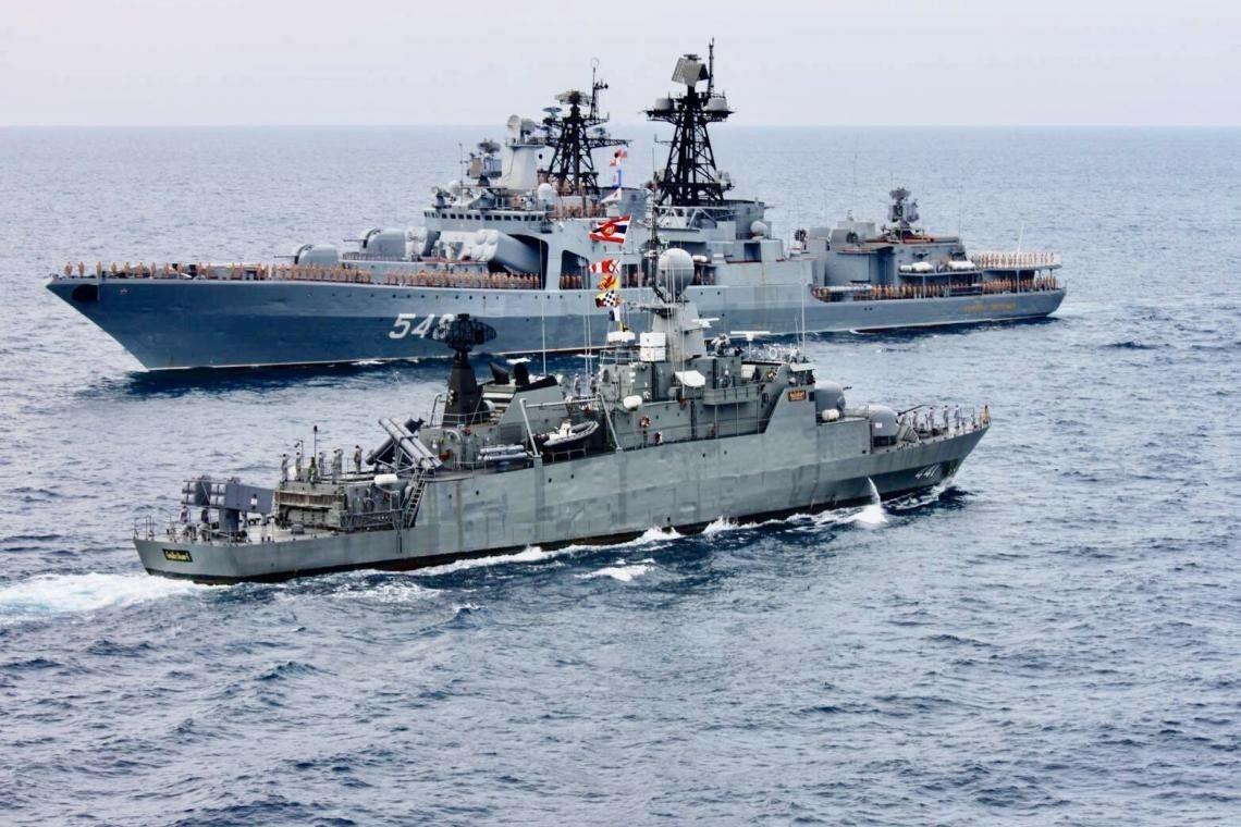 เรือรบอังกฤษ ฝึกร่วม เรือรบไทย ครั้งแรกรอบ7ปี ยันไม่เกี่ยวค้านอิทธิพลจีน