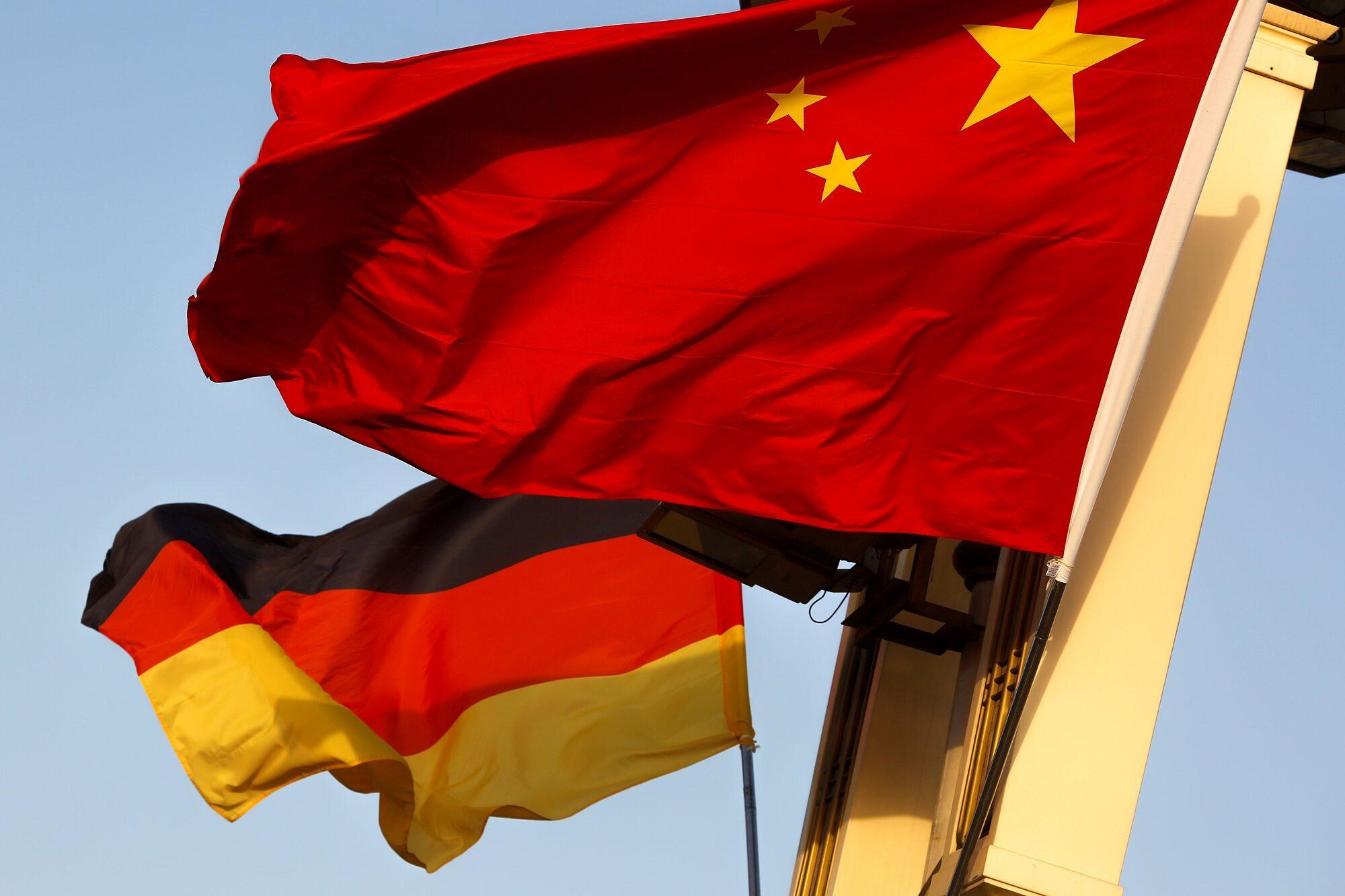 เยอรมันส่งเรือรบไปทะเลจีนใต้ครั้งแรกในรอบ 20 ปี