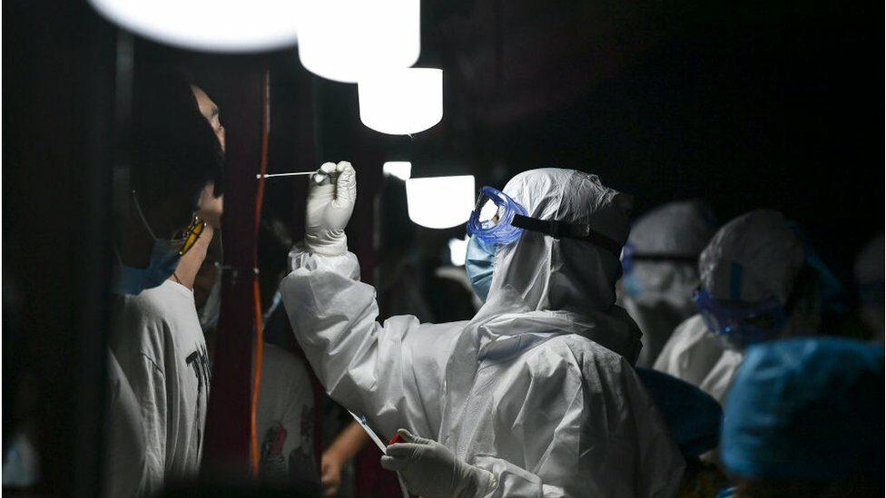 โควิด-19: ไวรัสสายพันธุ์เดลตาลามไม่หยุด ระบาดเพิ่มอีกหลายเมืองทางตะวันออกของจีน