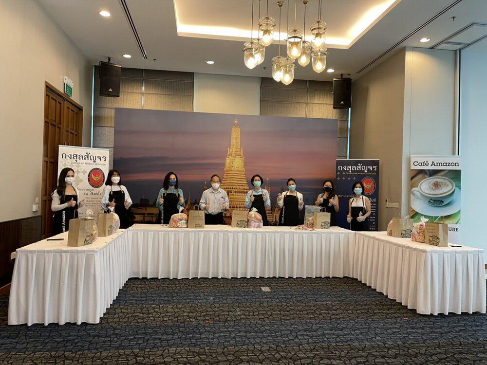 ซีพี สิงคโปร์ เข้าร่วมสถานทูตไทย มอบอาหารสนับสนุนคนไทยในสิงคโปร์ฝ่าโควิด