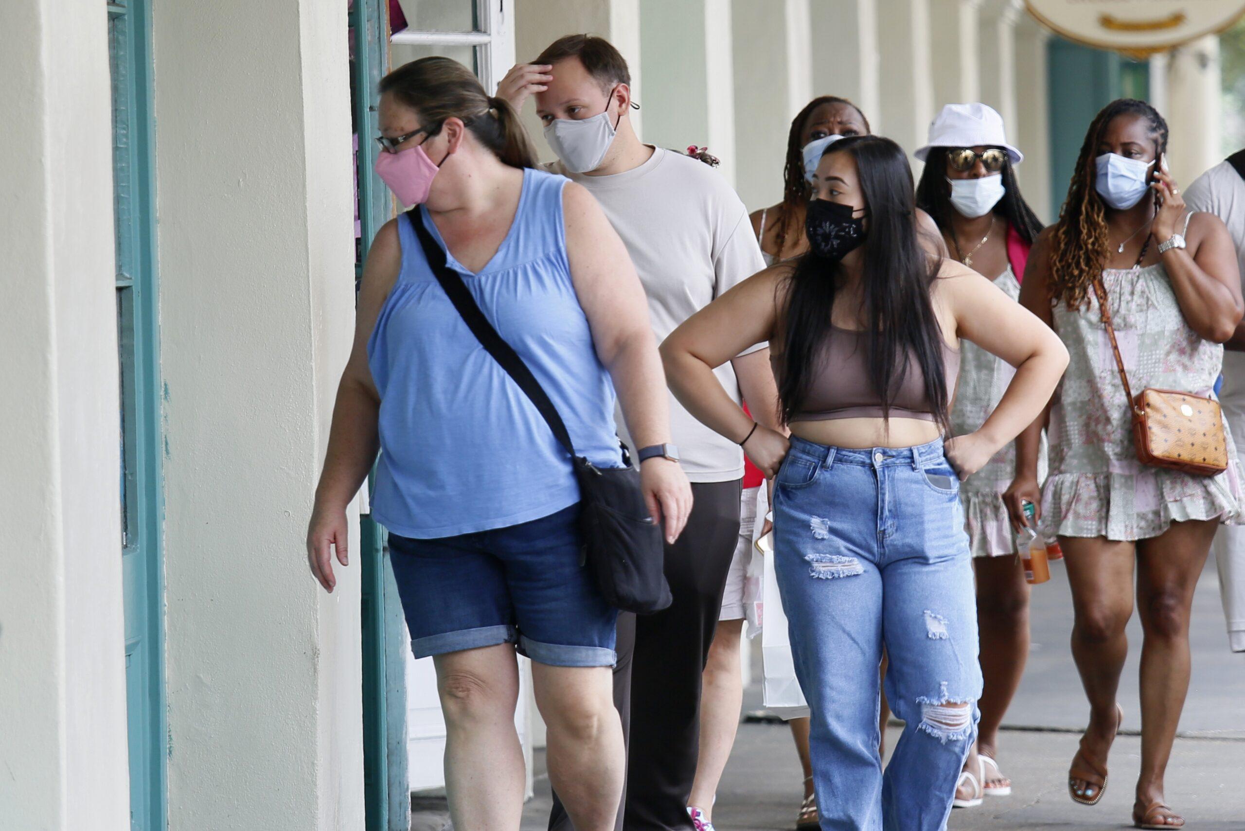 สื่อสหรัฐฯ กระตุ้นชาวอเมริกัน สวมหน้ากากอนามัย 'เพื่อประโยชน์ส่วนรวม'