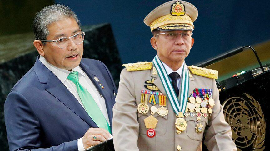 อาเซียนตั้งบรูไน ทูตพิเศษดีลพม่า แม้คณะรัฐประหารอยากได้ไทย