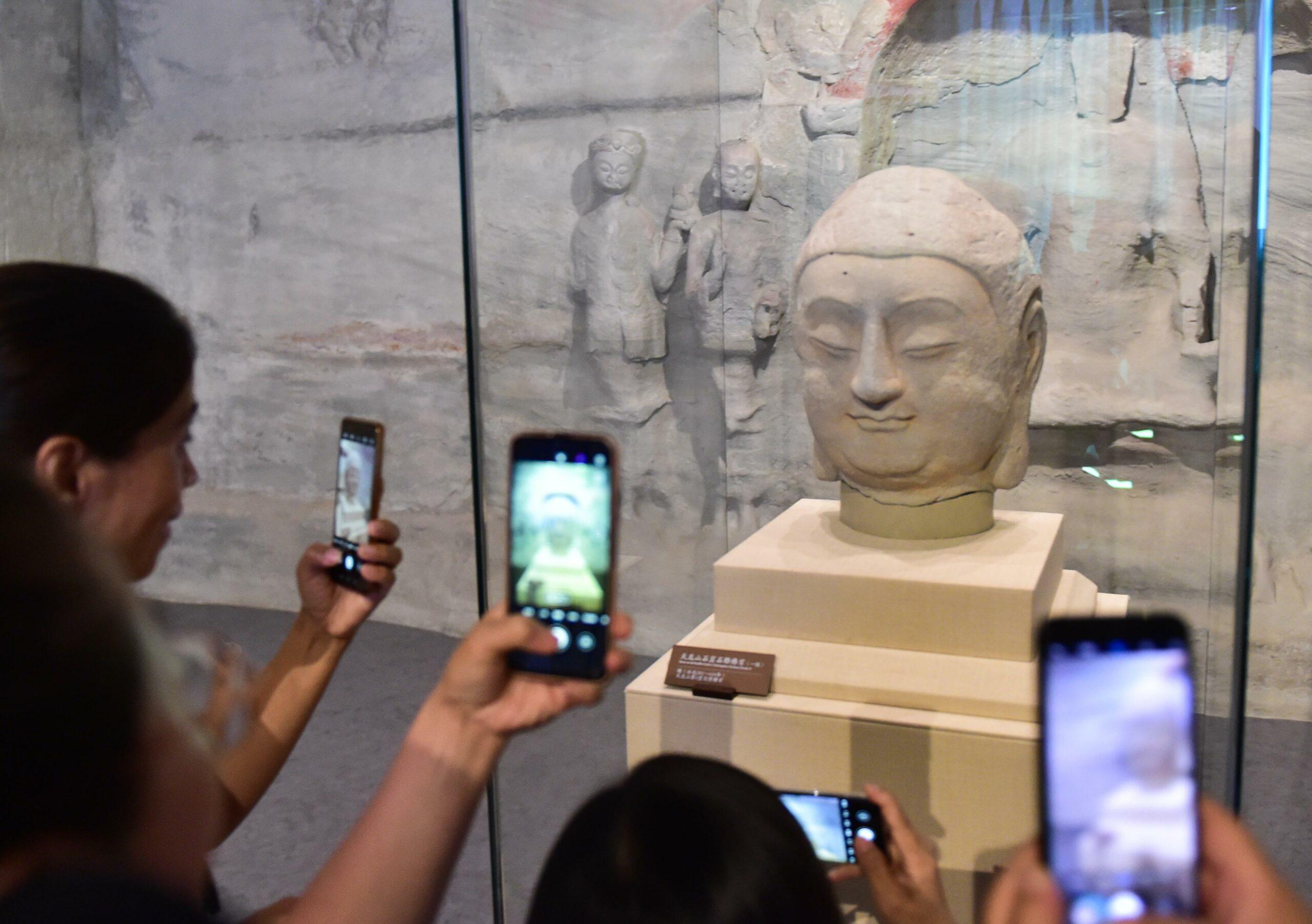จีนจำกัดยอดเข้าชม 'แหล่งมรดกวัฒนธรรม' สกัดโควิด-19 รอบใหม่