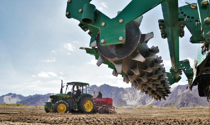 นวัตกรรม 'วิทย์-เทคโน' ผลักดันการพัฒนา 'เกษตรกรรม' ของทิเบต