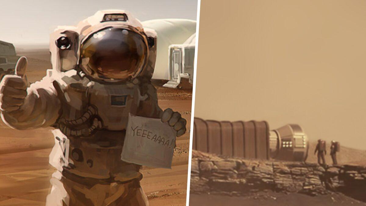 นาซา เปิดรับอาสาสมัคร ไปอยู่ 'ดาวอังคาร' จำลอง นาน 1 ปี ทุกอย่างเหมือนจริง!
