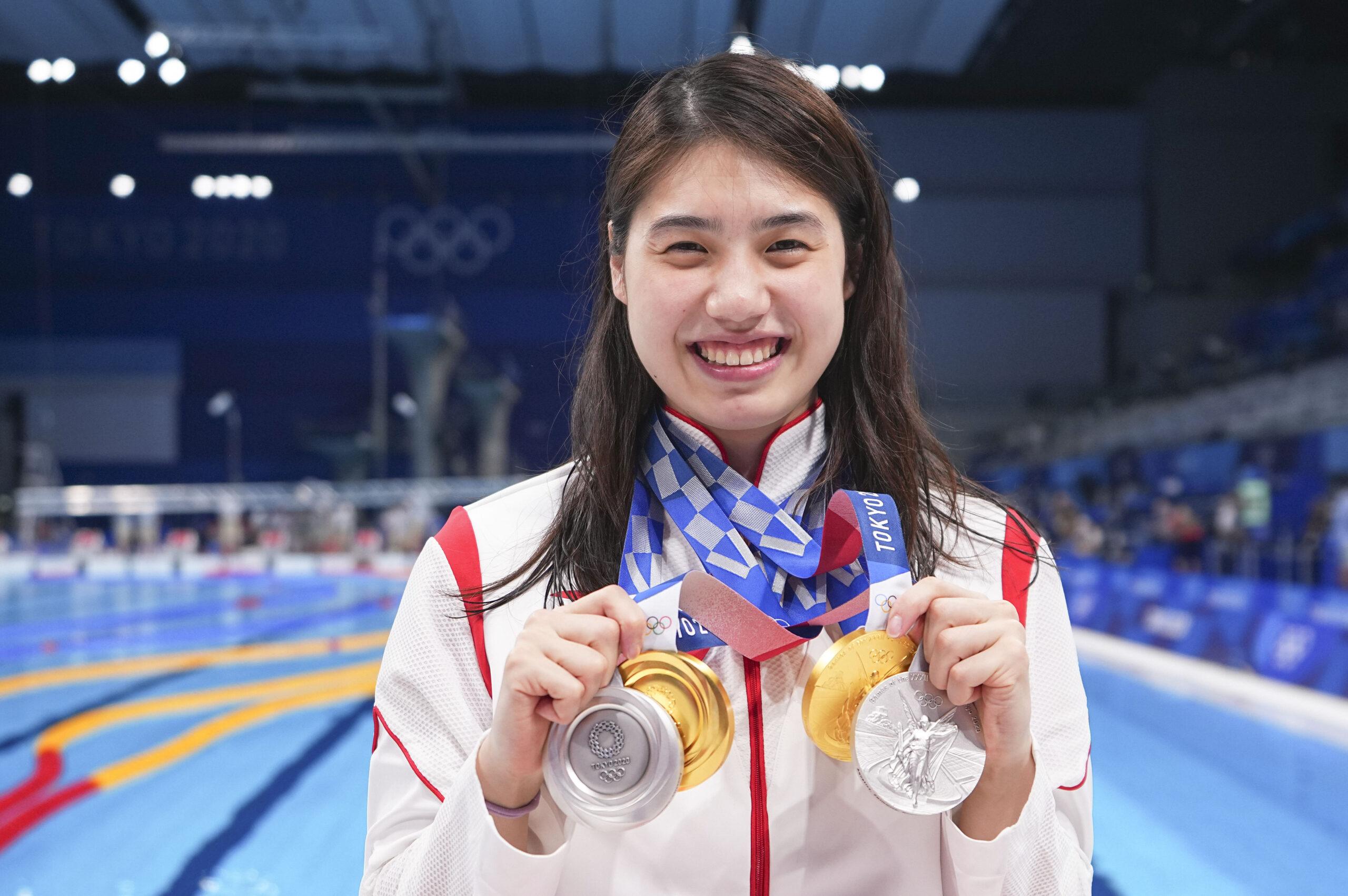จีนเชิดชูเกียรติ 'นักกีฬาหญิง' ร่วมศึกโอลิมปิก