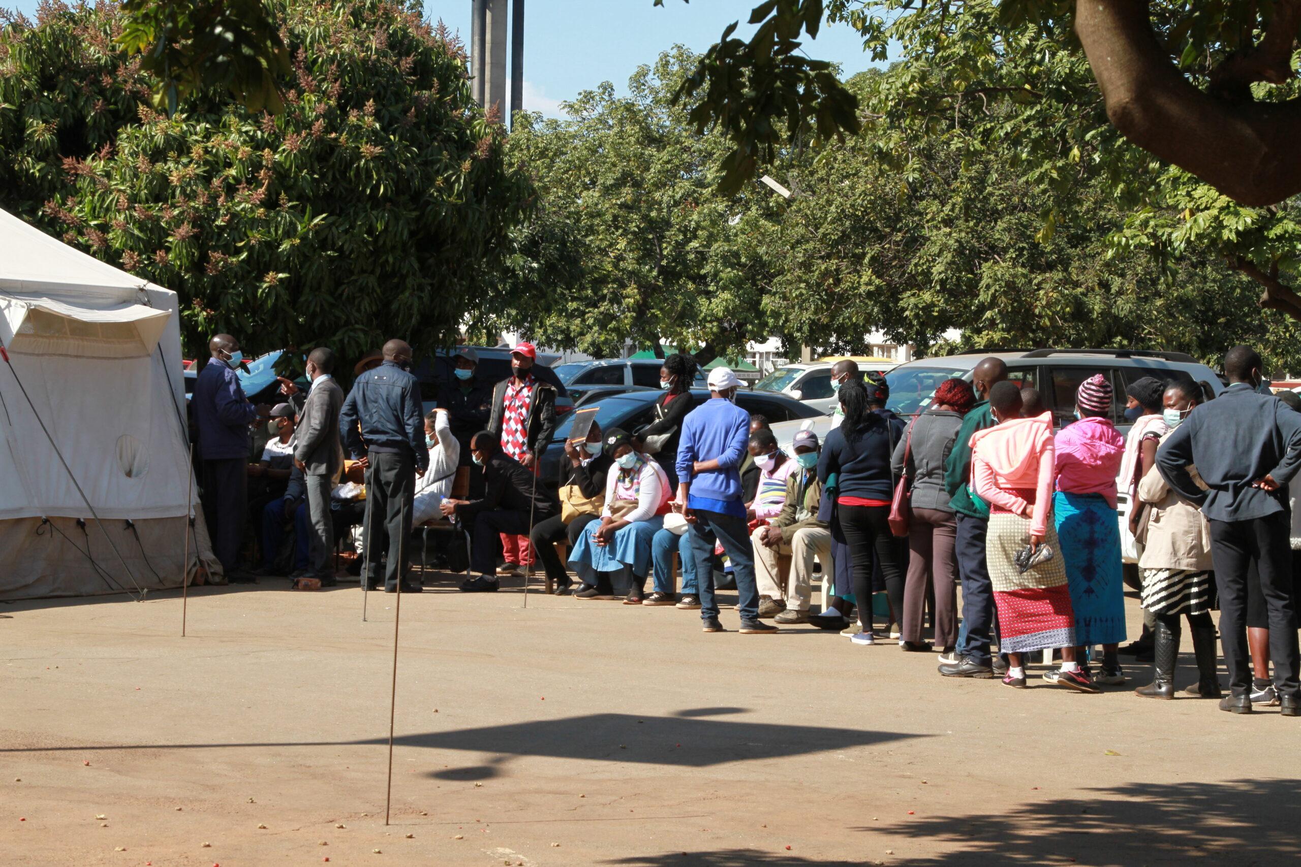 ทวีป 'แอฟริกา' ป่วยโควิด-19 สะสมทะลุ 7.1 ล้านรายแล้ว