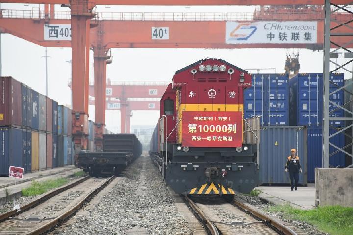 จีนดึง 'บล็อกเชน' ผุดแพลตฟอร์มการเงิน หนุนรถไฟสินค้าจีน-ยุโรป