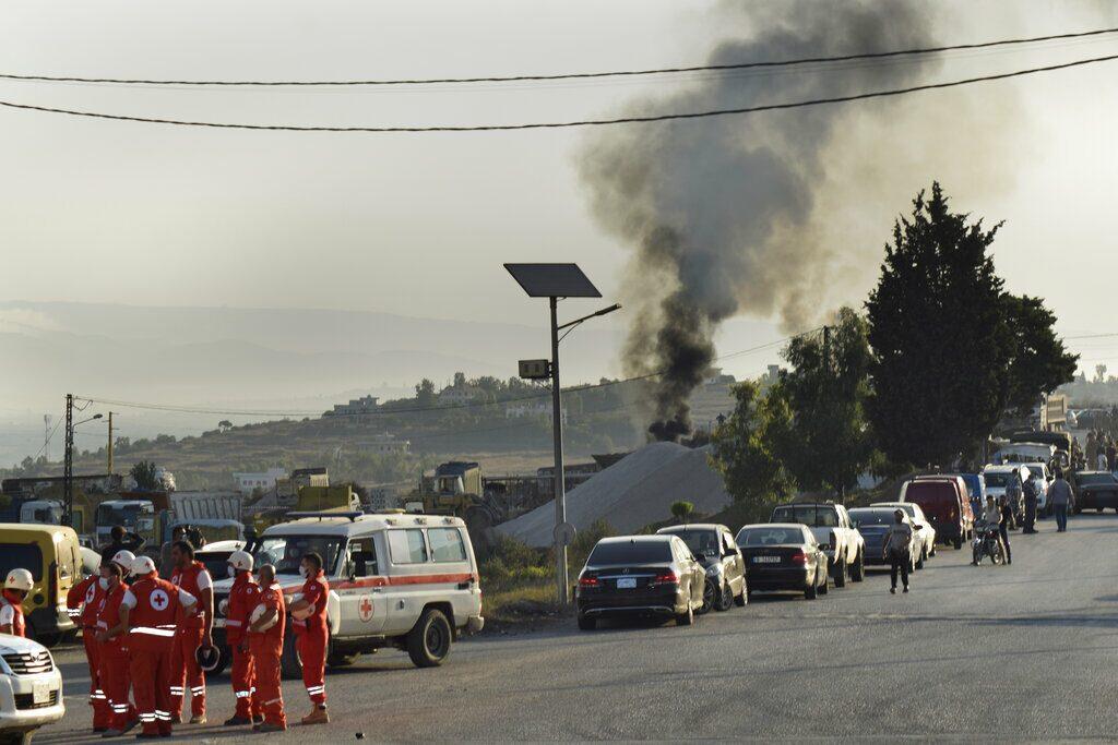 คลังน้ำมันเถื่อนในเลบานอนระเบิด คร่าชีวิตชาวบ้านอย่างน้อย 22 ราย