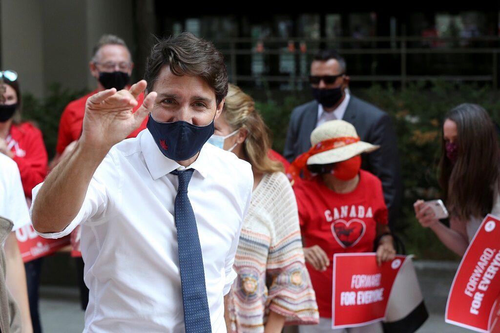 นายกฯแคนาดาประกาศเลือกตั้งก่อนกำหนด