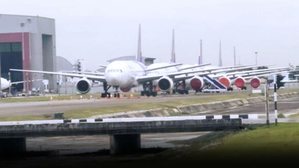 การบินไทย ผลประกอบการพลิกกำไร 1.1 หมื่นล้าน หลังระดมขายทรัยพ์สิน