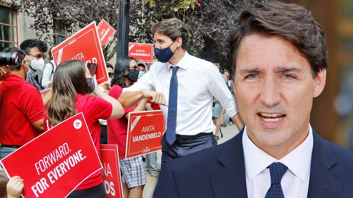"""นายกฯ แคนาดา """"ยุบสภา"""" เคาะเลือกตั้งใหม่ 20 ก.ย. ลุ้นเสียงข้างมาก-ลุยแผนสู้โควิด"""