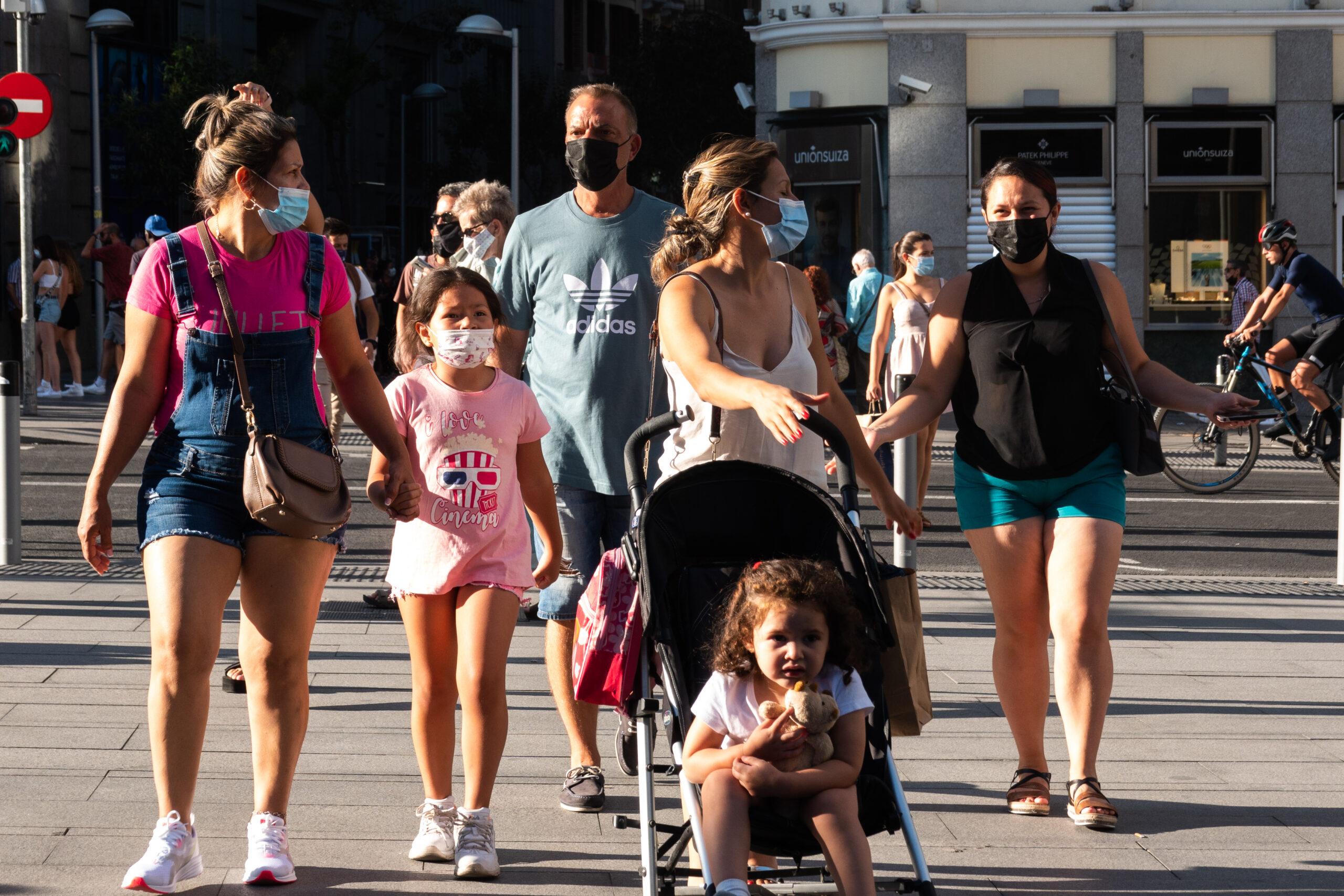 ไฟป่าใหญ่สุดในปี 2021 ของสเปน ยังลุกไหม้ท่ามกลางอากาศระอุ